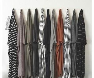 fashion, girl, and shirts image