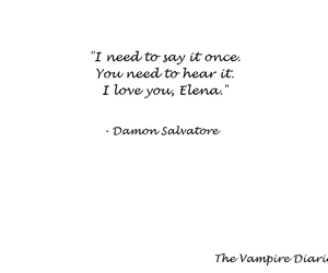 quotes, the vampire diaries, and damon salvatore image