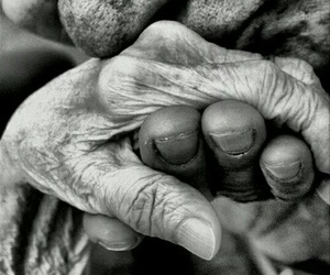 couple, old, and ❤ image