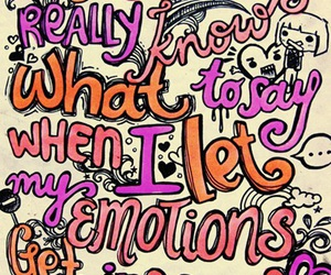 doodle, emotions, and sweeter than reality image