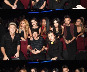 fifth harmony, one direction, and 1d image