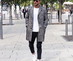 whool, fashion, and grey image