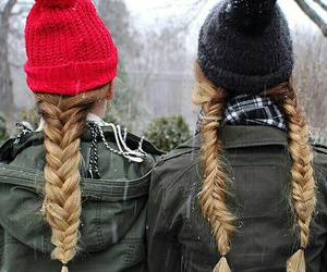 bff, style, and blonde image