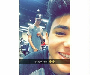 taylor caniff and daniel skye image