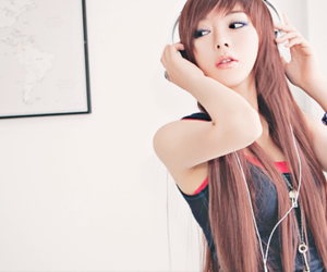 girl, cute, and asian image