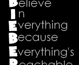 believe, hearts, and bieber image