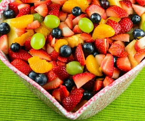 delicious, FRUiTS, and heart image