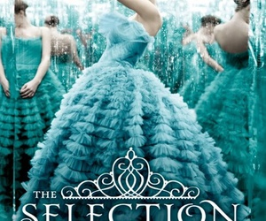 book, the selection, and kiera cass image