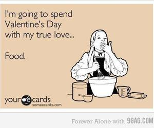 food, valentine, and funny image