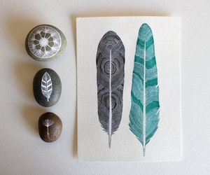 art and feather image