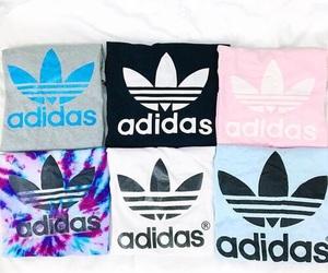 adidas, fashion, and shirt image
