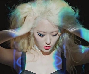 f(x), krystal, and red light image