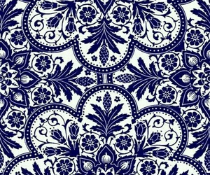 blue, pattern, and piercarla23 image