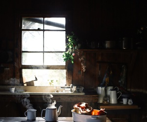 cozy, home, and tea image