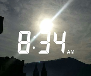 beautiful, morning, and town image