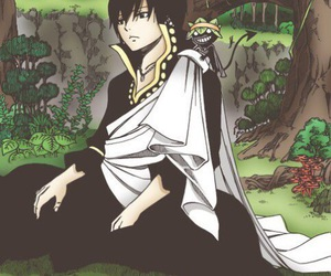 fairy tail, zeref, and anime image