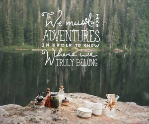 adventure, explore, and inspiration image