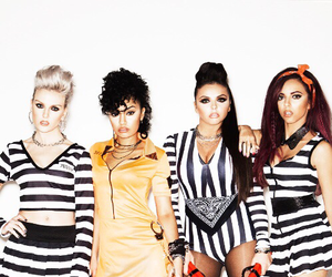 little mix, girl, and jesy nelson image