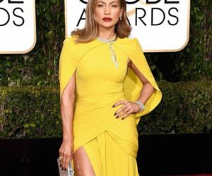 Jennifer Lopez and golden globes image