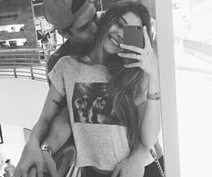 couple, iphone, and tyler image