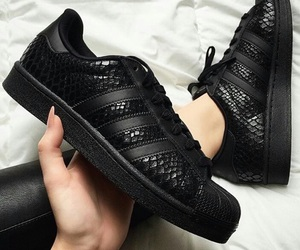 adidas, shoes, and superstars image