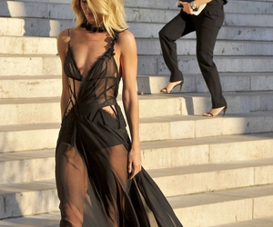 dress, model, and style image