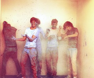 beautiful, 1d, and one direction image