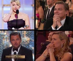 kate winslet, leo dicaprio, and Leo image