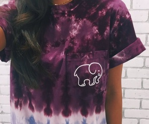 ombre shirt image