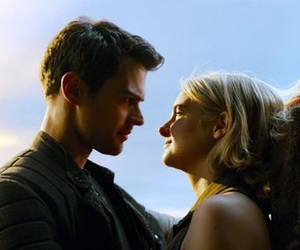 allegiant, four, and fourtris image