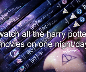 harry potter and movies image