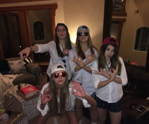 best friends, frat boys, and girls image