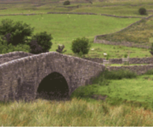 bridge and yorkshire dales image