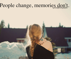 girl, memories, and people image