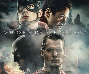 Ben Affleck, clark kent, and Marvel image
