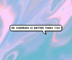 ed sheeran, music, and ed image
