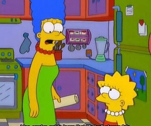life, lisa simpson, and the simpsons image