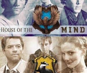 supernatural, sherlock, and doctor who image