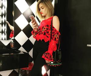 lucy hale, pretty little liars, and style image