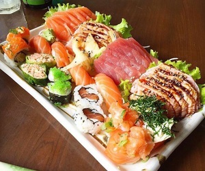delicious, food, and asian image