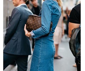 details, dress, and street style image