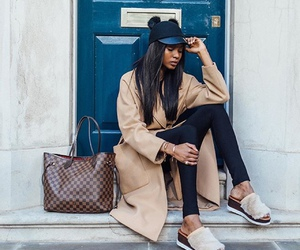 fashion, Louis Vuitton, and street style image