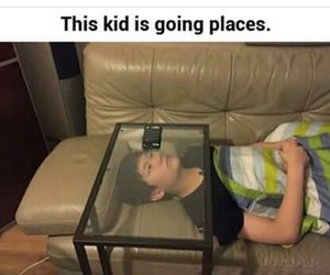funny, genius, and kids image