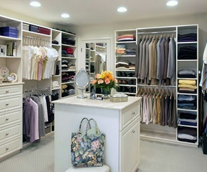 closet, fashion, and clothes image