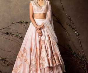 fashion, indian, and pink image