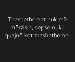 albanian, quote, and thënie image