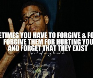 cudi, forget, and forgive image