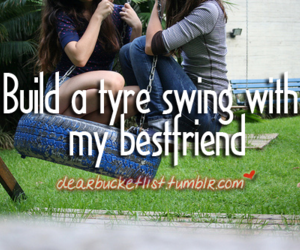 before i die, pal, and swing image