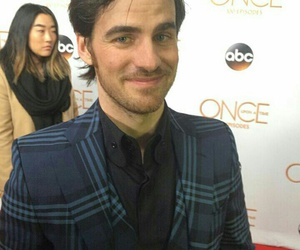 once upon a time, colin, and o'donoghue image
