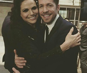 sean maguire, lana parrilla, and ️ouat image
